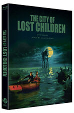 The City Of Lost Children (2016, Blu-ray) Slip Case Edition