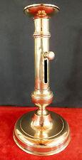 bougeoir Louis Philippe à poussoir candlestick (1)