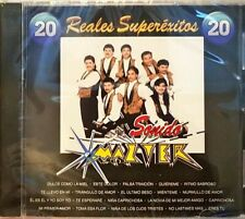Sonido Mazter CD 20 Reales Superexitos. Pegasso Toppaz Zaaz JLB Flash