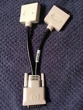 HP Bizlink DVI Dual-Head Connector Cable 338285-009