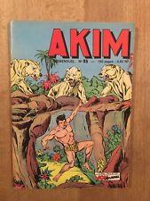 AKIM numéro 85 - Janvier 1963 - Editions Aventures et Voyages - TBE/NEUF