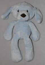 Gund Baby G Blue Take A Long Puppy Dog Plush Soft Toy Stuffed Animal Along
