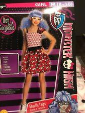 Monster High Ghoulia Yelps Costume Girl Medium (8–10)