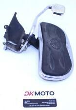 98-16 YAMAHA V STAR 650 OEM RIGHT FRONT FOOT REST PEG STEP w BRAKE PEDAL R6.BX2