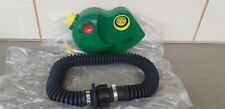 New Israel Gas Mask Flexible Rubber Air Hose Tube 40mm & Blower Air Flow Unit