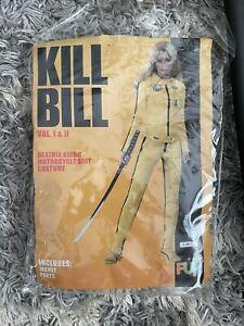 Kill Bill Beatrix Adult Motorcycle Suit