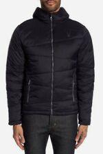Spyder Mens Nexxus Thermaweb Insulated Black Puffer Jacket Size XL