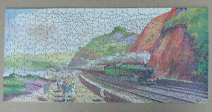 GWR The Torbay Express Vintage WOODEN JIGSAW PUZZLE Great Western Railway Trains