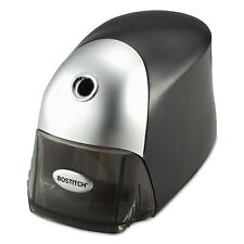 Bostitch QuietSharp Executive Electric Pencil Sharpener Black/Graphite EPS8HDBLK