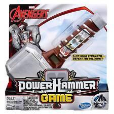 Hasbro Marvel Avengers Thor Thors Power Hammer Game B0855