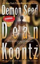 Demon Seed by Koontz, Dean