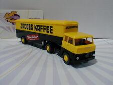 Wiking 0513 21 # Henschel HS 14/16 Koffer SZ Baujahr 1961 Jacobs Kaffee 1:87