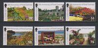 Guernsey - 2012, Anniversary of Floral Guernsey set - MNH - SG 1435/40