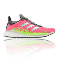 adidas Womens Solar Glide ST 3 Running Shoes Trainers Sneakers Orange Sports