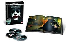 The Dark Knight Limited Edition Filmbook 4K (Blu-Ray)