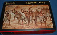 CAESAR #9 - EGYPTIAN ARMY - 1/72 SCALE. ANCIENT ERA