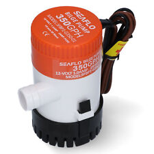 automatische Bilgepumpe 12 V Lenzpumpe Wasserpumpe Rückschlagventil Schalttafel