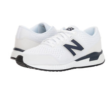 New Balance Men's 005v1 Sneaker | White/Navy | 12 D(M) US