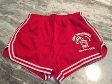 Vtg 1970's 80s Rudy Tomjanovich Basketball School Men's Short Shorts Large Velva