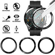 3D Film Full Cover Watch Screen Protection For Huawei Watch GT2 E Smart Watch OO