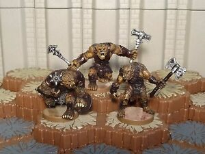 Horned Skull Brutes - Heroscape - Wave 13/D3 - Free Shipping Available