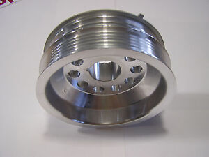 UD Underdrive Crank crankshaft Pulley fits 01-06 Nissan Murano Infiniti I35 3.5L
