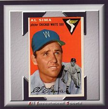 1954 Topps AL SIMA #216 NM-MT+ **excellent card for your set** M43C
