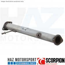 """Ford Focus Mk2 St 225 2.5 Turbo 06-11 Scorpion 2.5"""" 2.5"""" Decat Section"""