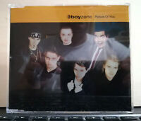BOYZONE - PICTURE OF YOU - LET THE MESSAGE RUN FREE - WORDS - CD singolo slim ca