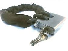 "6' Foot Bicycle Lock Chain - 3/8"" Hardened Grade 100 - Defender Security Lock"