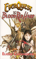 [Bin 3-15] The Blood Red Harp by Elaine Cunningham (Elf Quest ElfQuest) PB