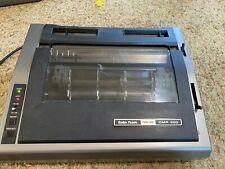 RADIO SHACK - TANDY TRS-80 DMP200 DOT MATRIX PRINTER