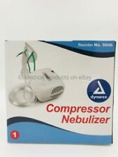Compact Portable Compressor Nebulizer System + 5 Filters + Adult and Mask Kits