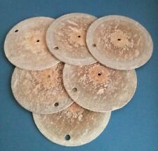Pottery Wheel Slate Bats x 6