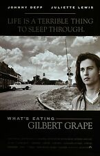 What's Eating Gilbert Grape movie poster - Johnny Depp poster - 11 x 17 inches