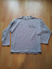 Sweat Rip Curl Gris Chiné Taille 16 Ans
