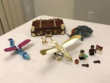 Lego Harry Potter Fantastic Beasts Newt's Case of Magical 75952 Case And Animals