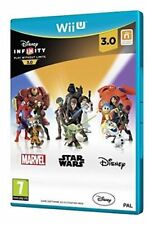 Disney Infinity 3.0 Standalone Software Nintendo Wii U Excellent - FAST DELIVERY