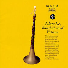 Ritual Music Of Vietnam: Nhac Le 1997 . EXLIBRARY
