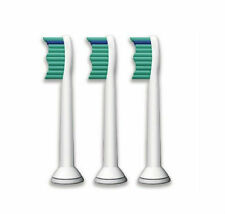 3pc For Philips Sonicare Healthy White Deluxe HX6731/02 Electric Toothbrush head