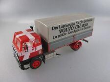 """Herpa: Volvo LKW """"Der Lastwagen für die Schweiz"""", selten  (PK)"""