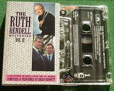 The Ruth Rendell Mysteries Vol II Music from TV Series Cassette Tape - TESTED