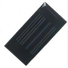 5pcs 2V 50mA 0.1W High Efficiency Solar Cell  60 x 30mm