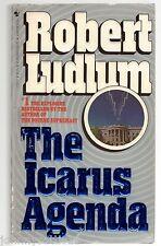 The Icarus Agenda by Robert Ludlum (1992, Paperback)