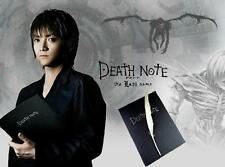 AU 217 4 Pcs Death Note Cosplay Props Necklace CD Notebook Quill Pen