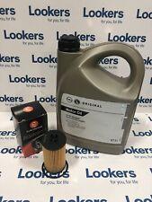Vauxhall Corsa D 1.2 1.4 Adam 1.2 Oil & Filter Dexos 2 Service Kit