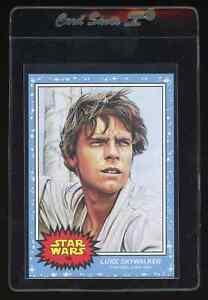 [QTY] 2019 Topps Star Wars Living Set Luke Skywalker #100 (Tatooine)