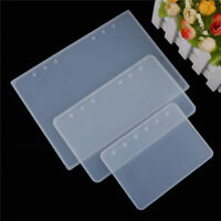 A7/A6/A5 Notebook Shape Silicone Mold DIY Resin Book Mould Crystal Epoxy Mold SP