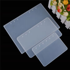 A7/A6/A5 Notebook Shape Silicone Mold DIY Resin Book Mould Crystal Epoxy Mold BD