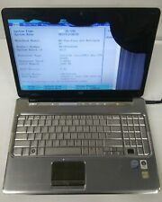 HP Pavilion dv6 1030us Intel Core 2 Duo T6400 2GHz 2GB RAM No HDD Bad Screen